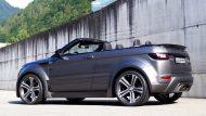Widebody Range Rover Evoque Cabrio 22 Zöllern 7 190x107 Hamann Widebody Range Rover Evoque Cabrio auf 22 Zöllern