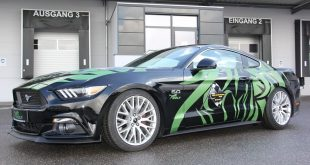 Wolf Racing Ford Mustang GT 2.3 Tuning 3 1 310x165 21 Zöller & 445 PS im Wolf Racing Ford Mustang GT 2.3