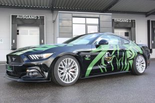 Wolf Racing Ford Mustang GT 2.3 Tuning 3 1 310x205 21 Zöller & 445 PS im Wolf Racing Ford Mustang GT 2.3