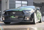 Wolf Racing Ford Mustang GT 2.3 Tuning 4 190x127 21 Zöller & 445 PS im Wolf Racing Ford Mustang GT 2.3