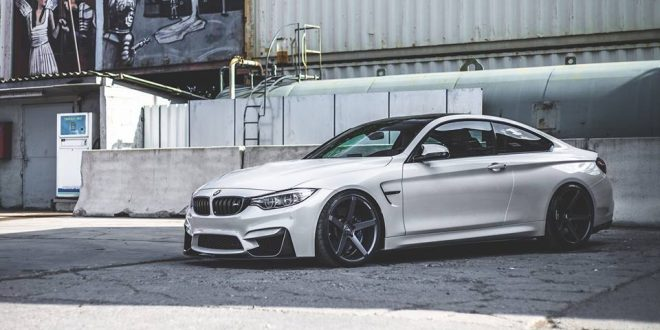 Schick – Z-Performance ZP6.1 Felgen am BMW M4 Coupe