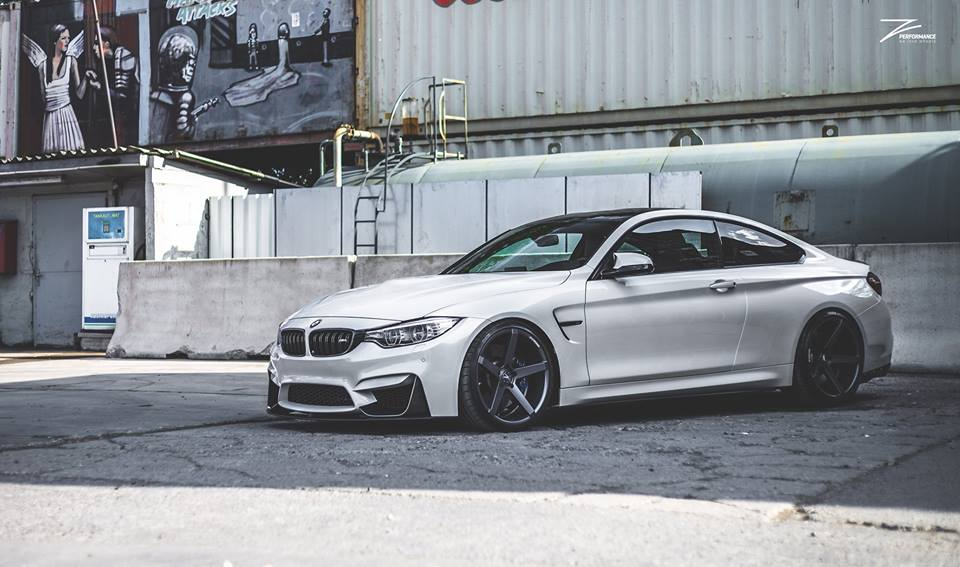 Schick Z Performance Zp6 1 Felgen Am Bmw M4 Coupe