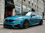 atlantis blue m3 f80 bmw brixton forged wr3 Tuning 2017 1 1 155x114 Atlantis Blau & Brixton Forged Wheels am BMW M3 F80