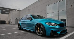 atlantis blue m3 f80 bmw brixton forged wr3 Tuning 2017 14 310x165 Neu   BMW F80 M3 in Satin Red nun auf Brixton PF5 Felgen