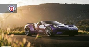 2019 Ford GT HRE P104SC Tuning 1 310x165 Weltpremiere   2017 Ford GT auf 21 Zoll HRE S107 Felgen