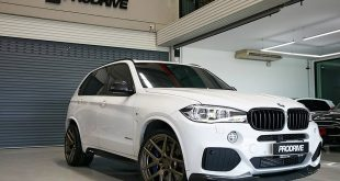 22 Zoll BC Forged HCS 02 Wheels Tuning BMW X5 F15 SUV 1 310x165 22 Zoll BC Forged HCS 02 Felgen am BMW X5 F15 SUV