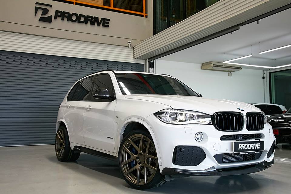 22 Zoll BC Forged HCS 02 Wheels Tuning BMW X5 F15 SUV 1 22 Zoll BC Forged HCS 02 Felgen am BMW X5 F15 SUV