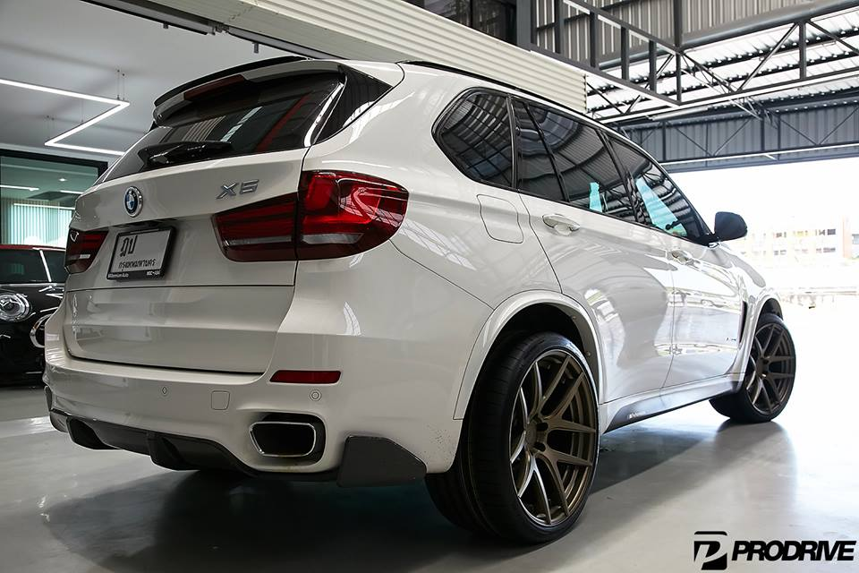 22 Zoll BC Forged HCS 02 Wheels Tuning BMW X5 F15 SUV 7 22 Zoll BC Forged HCS 02 Felgen am BMW X5 F15 SUV