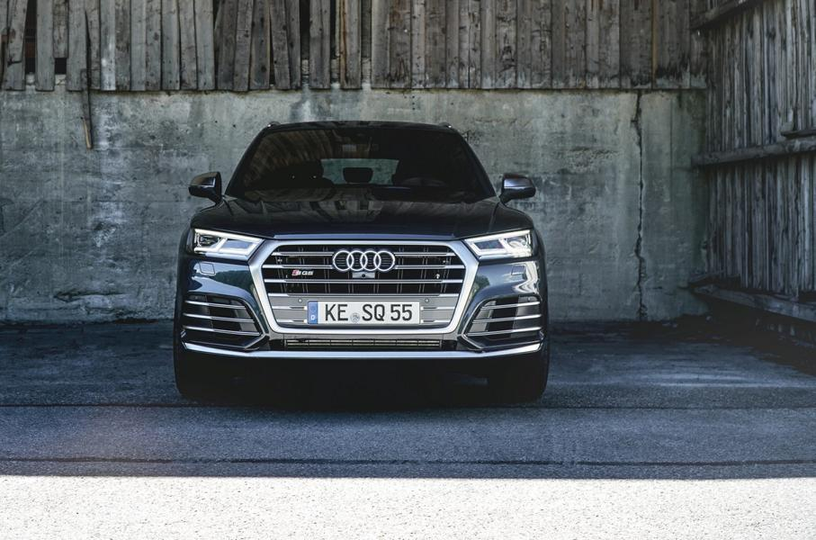 ABT Sportsline Audi SQ5 FY Tuning 425 PS 2 Neues Modell   ABT Sportsline Audi SQ5 (FY) mit 425 PS