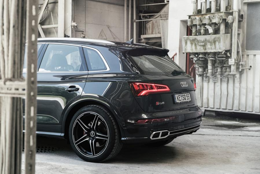 ABT Sportsline Audi SQ5 FY Tuning 425 PS 5 Neues Modell   ABT Sportsline Audi SQ5 (FY) mit 425 PS