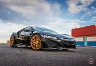 Acura NSX 21 Zoll Vossen Forged VPS 314 Tuning 5 190x130 Sportlicher Acura NSX auf 21 Zoll Vossen Forged VPS 314