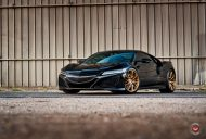 Acura NSX 21 Zoll Vossen Forged VPS 314 Tuning 7 190x128 Sportlicher Acura NSX auf 21 Zoll Vossen Forged VPS 314