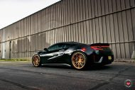Acura NSX 21 Zoll Vossen Forged VPS 314 Tuning 9 190x127 Sportlicher Acura NSX auf 21 Zoll Vossen Forged VPS 314