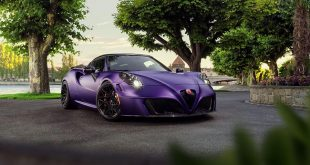 Alfa Romeo 4C CENTURION 008 POGEA Racing 4 310x165 THE GREEN ARROW   Pogea Racing Alfa Romeo 4C Centurion 007