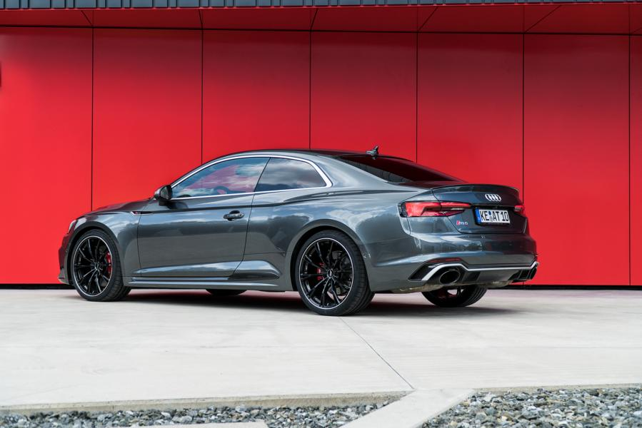 510 PS & 680 NM in the Audi RS5 (B9) Coupe from ABT Sportsline
