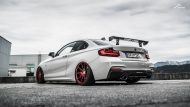 BMW F22 235i Z Performance Wheels Tuning 1 190x107 M2 Alternative   BMW F22 235i auf Z Performance Wheels