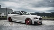BMW F22 235i Z Performance Wheels Tuning 3 190x107 M2 Alternative   BMW F22 235i auf Z Performance Wheels