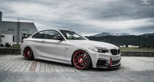 BMW F22 235i Z Performance Wheels Tuning 3 310x165 Traumhaft   BMW M4 F82 Coupe in Mattrot auf ZP.5 Alu's