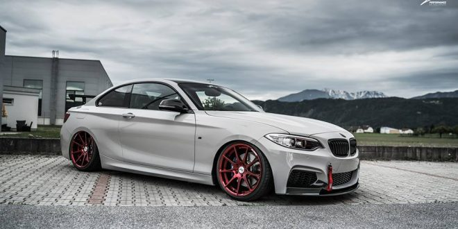M2 Alternative – BMW F22 235i auf Z-Performance Wheels