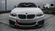 BMW F22 235i Z Performance Wheels Tuning 4 190x107 M2 Alternative   BMW F22 235i auf Z Performance Wheels