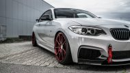 BMW F22 235i Z Performance Wheels Tuning 6 190x107 M2 Alternative   BMW F22 235i auf Z Performance Wheels