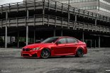 BMW F80 M3 Satin Red Brixton PF5 Felgen Tuning 6 155x103 Neu   BMW F80 M3 in Satin Red nun auf Brixton PF5 Felgen