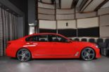 BMW G11 G12 M760Li Imola Red 3D Design Body Kit Tuning 12 155x103 Mächtig   Abu Dhabi Motors tunt den BMW M760Li xDrive