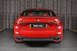BMW G11 G12 M760Li Imola Red 3D Design Body Kit Tuning 14 155x103 Mächtig   Abu Dhabi Motors tunt den BMW M760Li xDrive