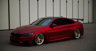 BMW M4 F82 Coupe Mattrot ZP.5 Tuning 3 310x165 Traumhaft   BMW M4 F82 Coupe in Mattrot auf ZP.5 Alu's