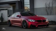 BMW M4 F82 Coupe Mattrot ZP2.1 Tuning 1 190x107 Traumhaft   BMW M4 F82 Coupe in Mattrot auf ZP.5 Alu's