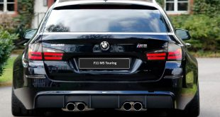 BMW M5 F11 Touring Widebody 310x165 BMW M5 F11 Touring im Widebody Kleid by tuningblog