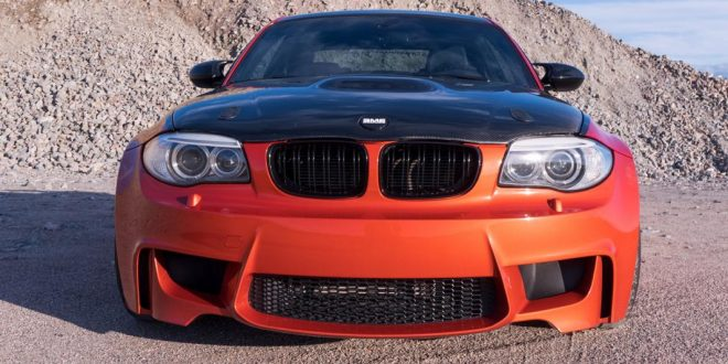 Video: BMW 1M Coupe (E82) by EME auf ZP6.1 Felgen