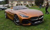 BMW Z4 2017 G29 Tuning 19 190x114 Pebble Beach Resorts 2017   BMW Z4 (G29) Concept
