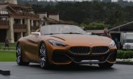 BMW Z4 2017 G29 Tuning 2 190x114 Pebble Beach Resorts 2017   BMW Z4 (G29) Concept