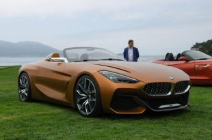 BMW Z4 2017 G29 Tuning 20 310x205 Pebble Beach Resorts 2017   BMW Z4 (G29) Concept