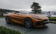 BMW Z4 2017 G29 Tuning 3 190x114 Pebble Beach Resorts 2017   BMW Z4 (G29) Concept