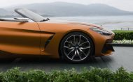 BMW Z4 2017 G29 Tuning 9 190x118 Pebble Beach Resorts 2017   BMW Z4 (G29) Concept