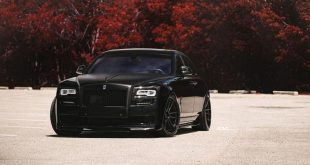 Black Rolls Royce Ghost ADV5.2 Felgen Tuning 1 1 310x165 Long tail Rolls Royce Cullinan by Klassen Automobile