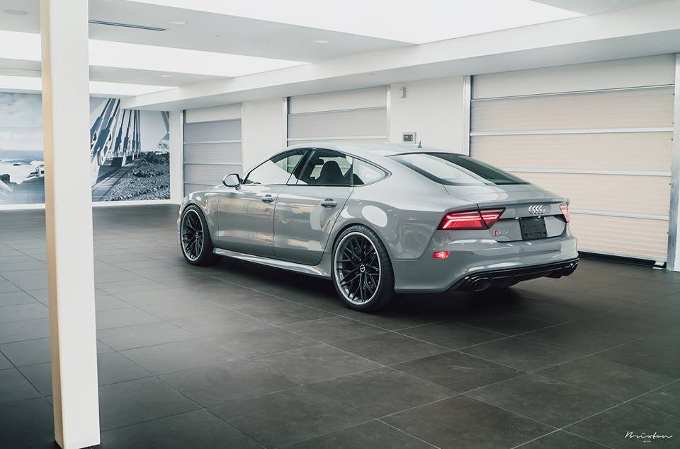 Brixton Forged Wheels CM10 Felgen Audi RS7 Sportback Tuning 2 Brixton Forged Wheels CM10 Felgen am Audi RS7 Sportback