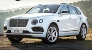 Carbon Bodykit Chiptuning DMC Bentley Bentayga 6 190x103 Carbon Bodykit & 705 PS im DMC Bentley Bentayga