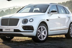 Carbon Bodykit Chiptuning DMC Bentley Bentayga 6 310x205 Carbon Bodykit & 705 PS im DMC Bentley Bentayga