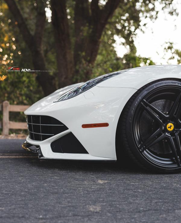Ferrari F12 berlinetta 1016 Bodykit ADV.1 Wheels Tuning 15 Ferrari F12 berlinetta mit 1016 Bodykit & ADV.1 Wheels