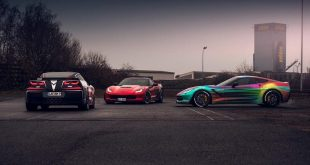 Flottes Trio BBM Motorsport Corvette C7 Tuning 14 310x165 Power Parts Widebody Chevrolet Corvette C7   20cm mehr