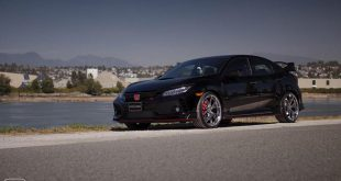Honda Civic Type R PUR SP04 Tuning 1 310x165 Dezent   Neuer Honda Civic Type R auf PUR SP04 Alu's