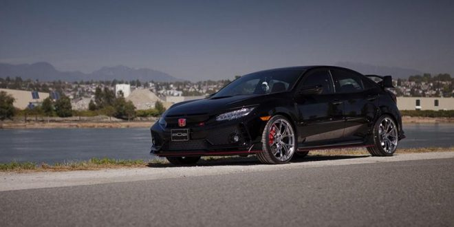decent new honda civic type r on pur sp04 alu 39 s. Black Bedroom Furniture Sets. Home Design Ideas