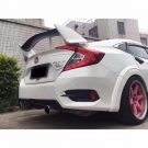 Honda Civic Type R Widebody Kit Tuning MK8 20 135x135 Spaciger Japaner Honda Civic Type R mit Widebody Kit