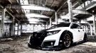 Honda Civic Type R Widebody Kit Tuning MK8 38 135x75 Spaciger Japaner Honda Civic Type R mit Widebody Kit