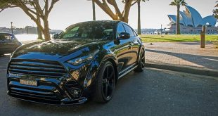 Infiniti QX70S Tuning Renegade Design 2 310x165 Deutlich breiter: Renegade Design BMW X5 G05 Punisher