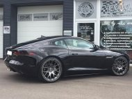 Jaguar F Type Facelift BBS KW Tuning 2 190x143 Perfekt   Jaguar F Type Facelift vom Tuner TVW Car Design