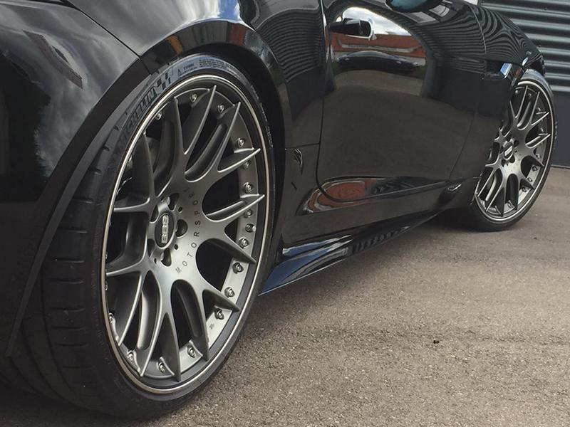 Jaguar F Type Facelift BBS KW Tuning 3 Perfekt   Jaguar F Type Facelift vom Tuner TVW Car Design